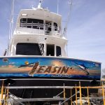 Transom Boat Wraps
