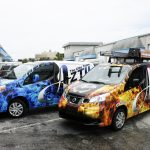 Printed Car Wrapping